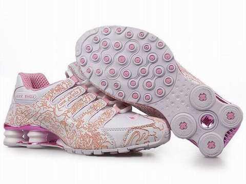 Nouveautes Femme 4603 Baskets Shox Nike AqnU0