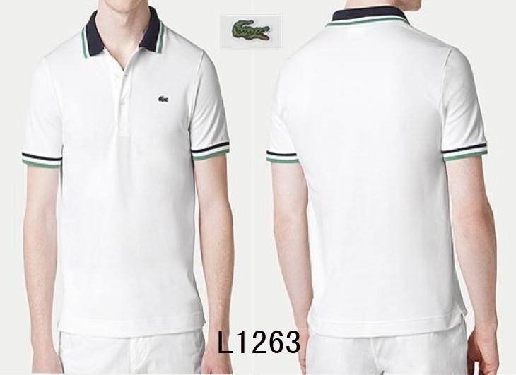 9d595311f95 t shirt manche longue col v lacoste soldes