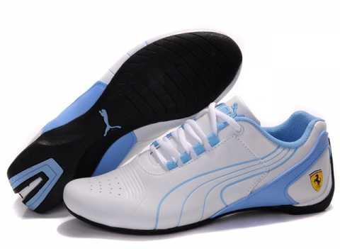 chaussure running puma femme