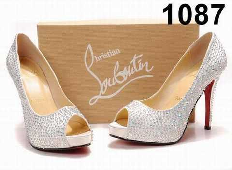 chaussures louboutin confortable