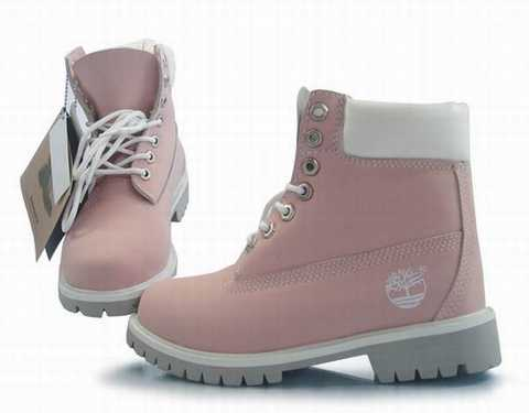 timberland chaussures femme soldes