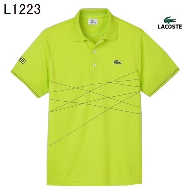 Shirt T Lacoste Usa polo Drapeau Taille Lacoste doexrCB