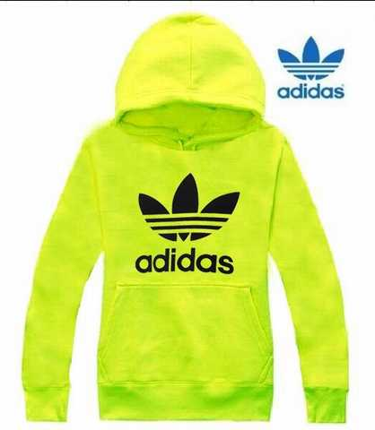 pull adidas fluo. Black Bedroom Furniture Sets. Home Design Ideas