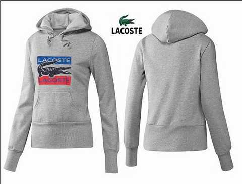 Sweat Capuche Lacoste A Femme uJT3clF5K1